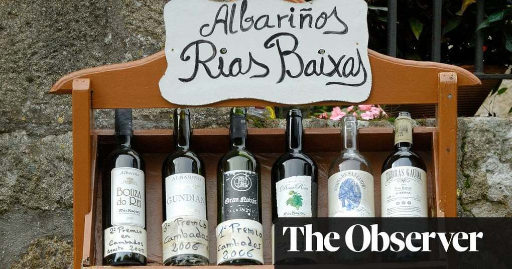 Albariño spreads its wings | Food | The Guardian -