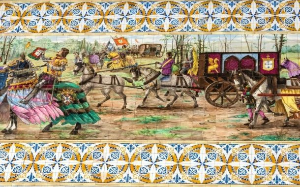 An Unexpected Treasure: Thousands of Azulejos Tiles   TravelSquire  