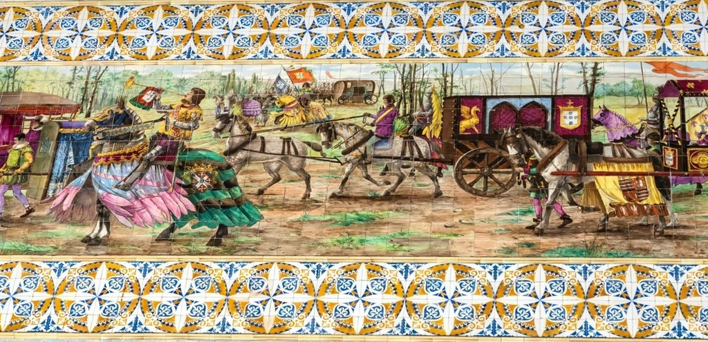 An Unexpected Treasure: Thousands of Azulejos Tiles | TravelSquire |