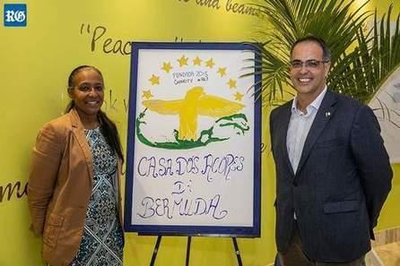Azorean visit marks anniversary | The Royal Gazette: Bermuda News -
