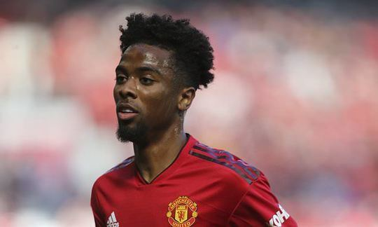 Barcelona 'eyeing Manchester United starlet Angel Gomes' with PSG also keen   Daily -