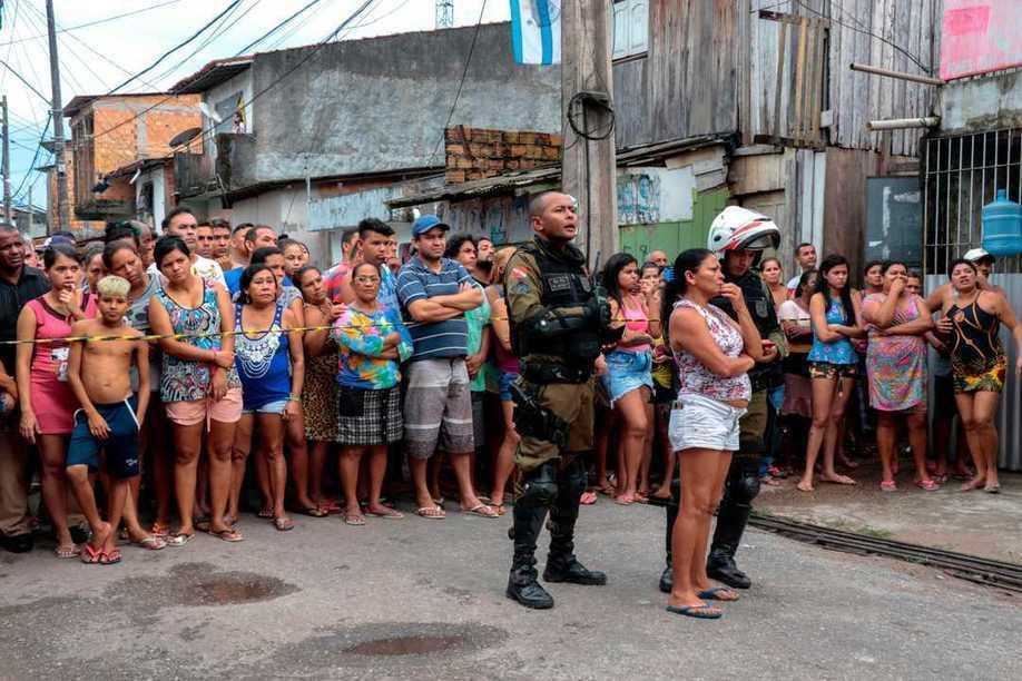 Brazil officials report 'massacre' of 11 people at Belém bar