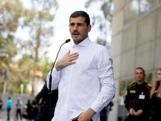 Casillas leaves hospital, admits future uncertain