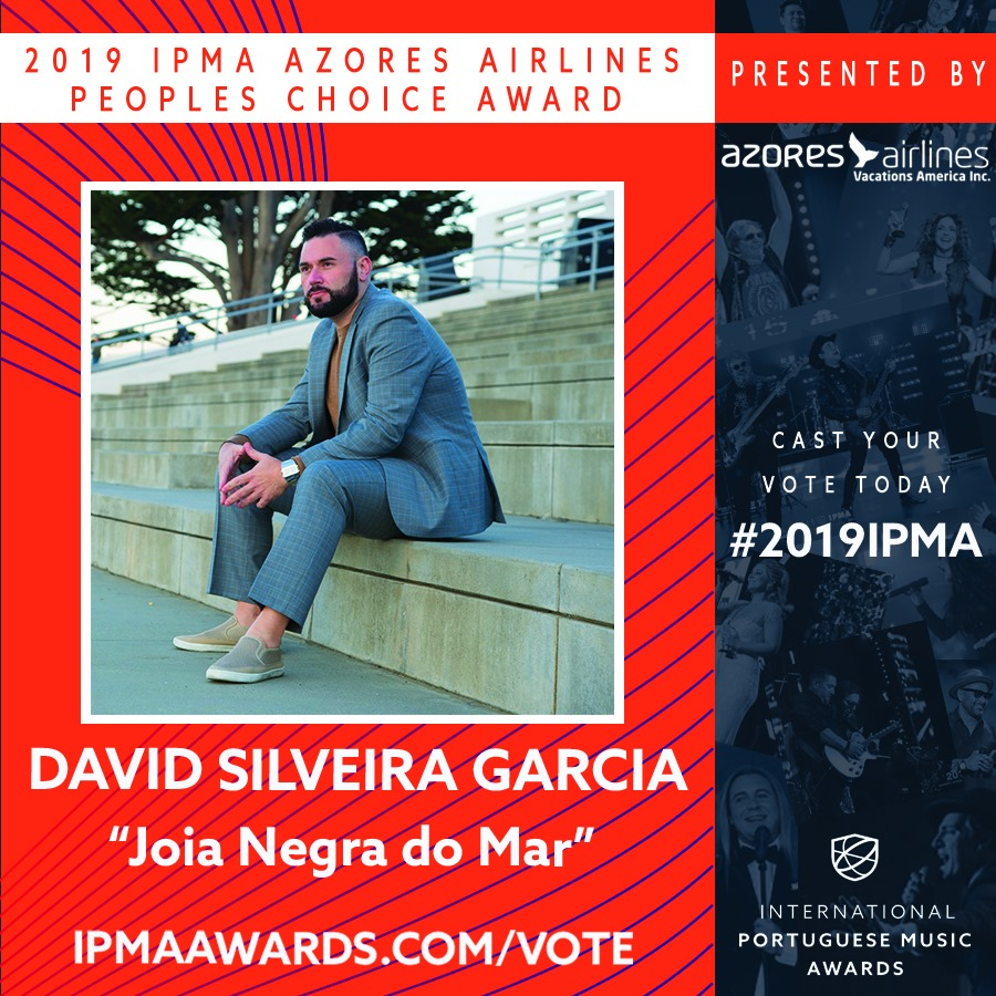 IPMA Azores Airlines Peoples Choice Awards 2019 - 'Joia Negra do Mar' by David Silveira Garcia