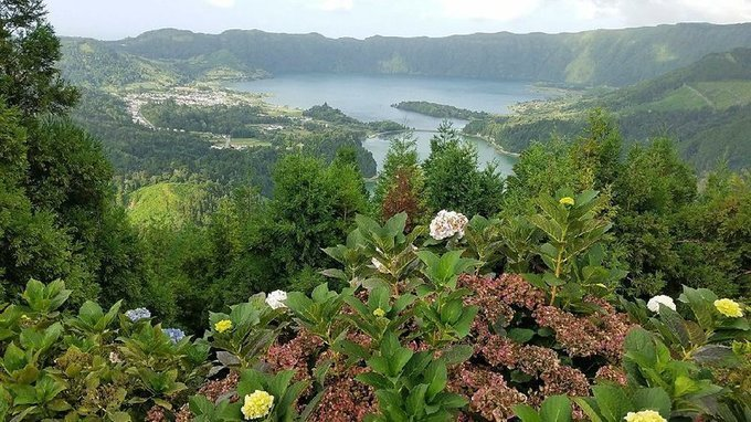 Island adventures - The Azores