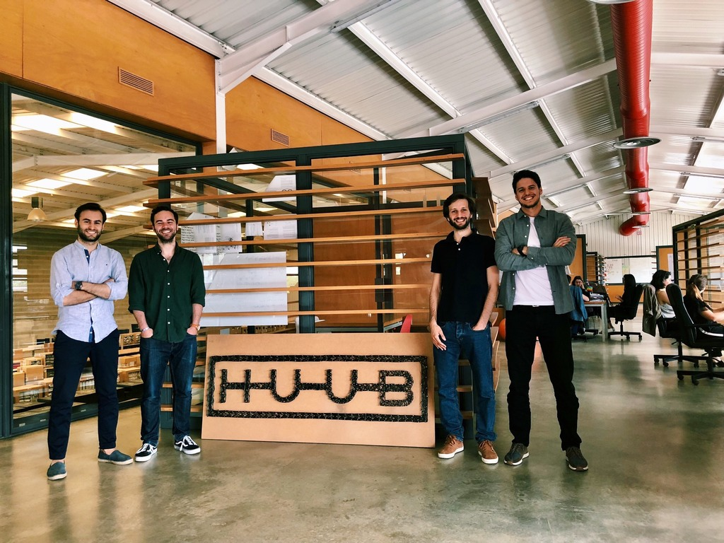 Maersk invests €1.5 million in the Portuguese fashion logistics startup HUUB | EU-Startups -