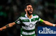 Manchester City close in on £47m Sporting midfielder Bruno Fernandes | Football | The Guardian