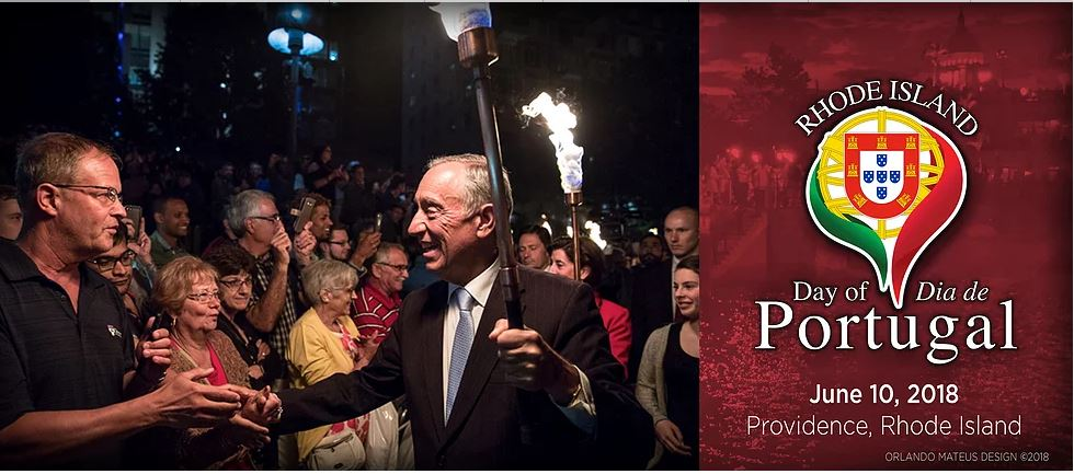 Rhode Island - Day of Portugal 2019