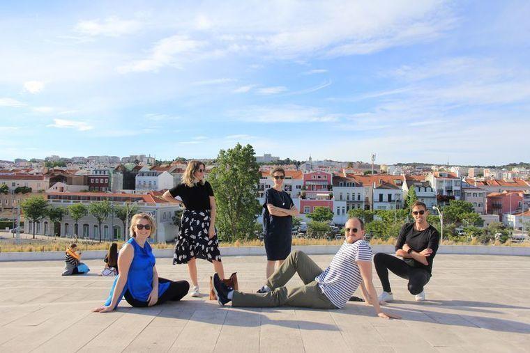 Sense and sensitivity: 2019 Dulux Study Tour, Lisbon