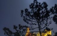 Supermoon Looms Over Portuguese Palace in Dreamy Night-Sky Photo | Space