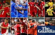 Title tilts: more of the most nailbiting finishes around Europe | Football | The Guardian -