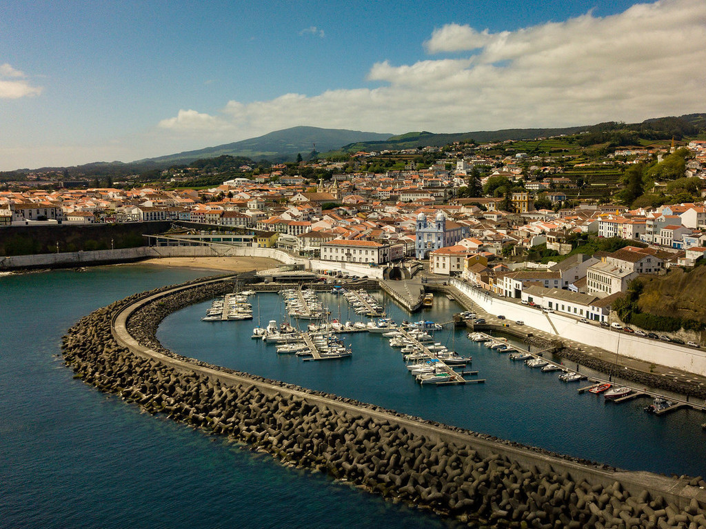 Tragic accident on the island of Terceira, Azores •