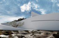 Infinity Chapel on Pessegueiro Island, Portugal -