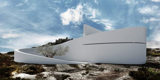 Infinity Chapel on Pessegueiro Island, Portugal -