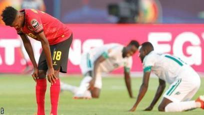 Africa Cup of Nations: Angola denied last minute winner against Mauritania