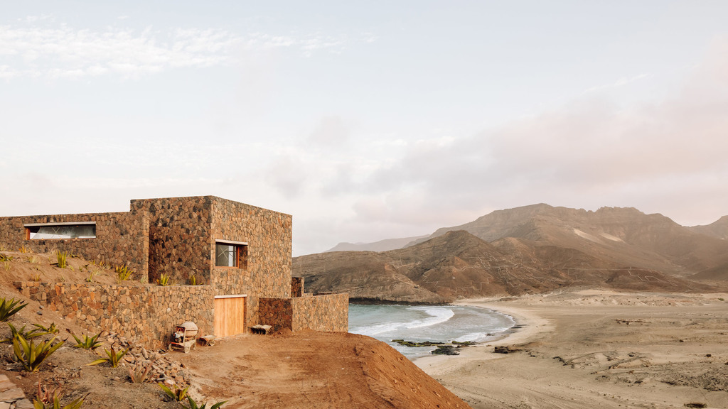 Barefoot Luxury hotel hides among Cape Verde's mountains