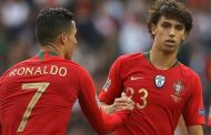 Benfica starlet Joao Felix in awe of Portugal team-mate Cristiano Ronaldo | Daily -