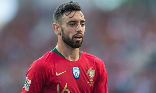 Bruno Fernandes is willing to leave Sporting for the right club | Daily