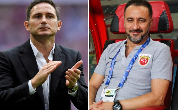Chelsea considered late move for Portuguese legend Vitor Pereira before deciding on Lampard
