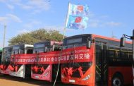 China donates 100 new buses to Mozambique