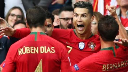 Portugal 3-1 Switzerland: Cristiano Ronaldo hat-trick seals Nations League final place
