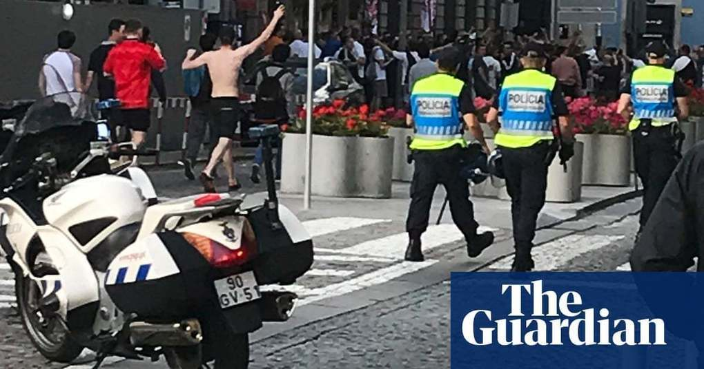Violent England fans an embarrassment to the team and not welcome, says FA | Football | The Guardian