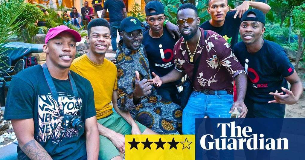 Africa Express: Egoli review – an end-to-end party album -Angolan-Portuguese rave | Music | The Guardian -
