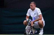 BBC 'relegates' Britain's last man standing as Dan Evans thrilling defeat to Portuguese Joao Sousa | Daily