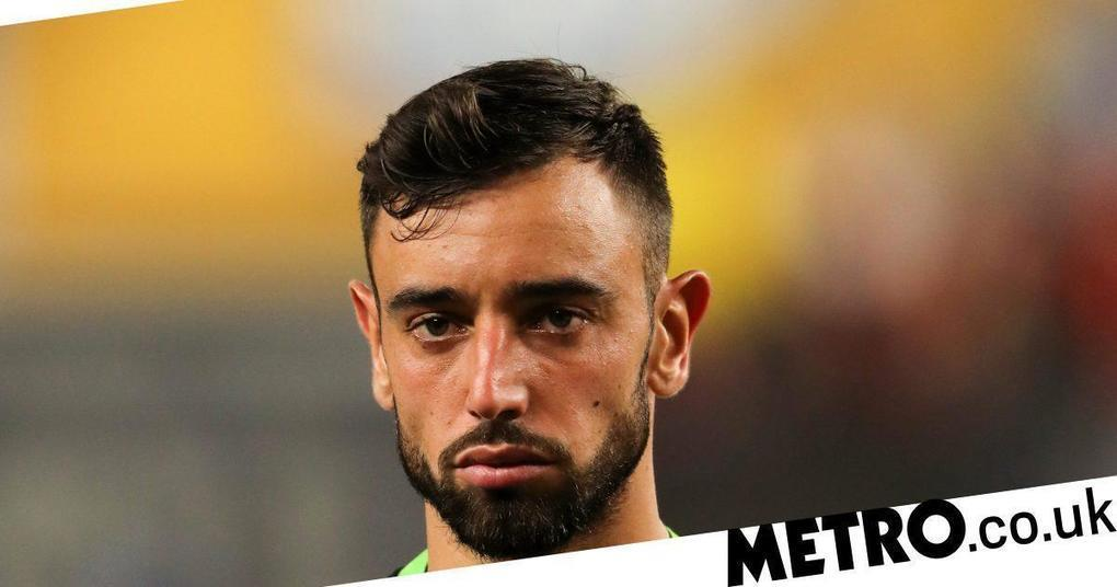 Bruno Fernandes set to sign for Manchester United after Sporting Lisbon accept £62m bid | Metro News