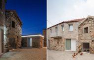 COVO interiors renovates a 1940s grandfather house in portugal -