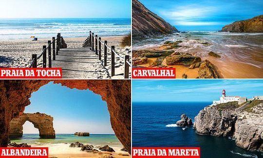 Portugal's 10 stunning seaside secrets   Daily