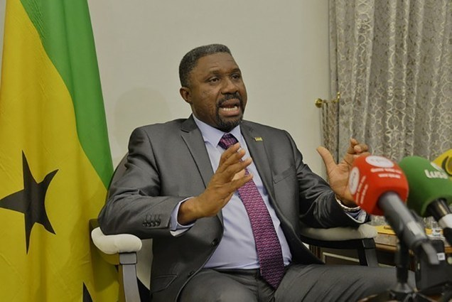 Prime Minister of São Tomé and Príncipe calls for investment by Chinese companies –