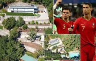 All yours! Cristiano Ronaldo 'sells £2.3M hill-side mansion to Portugal team-mate Pepe' | Daily -