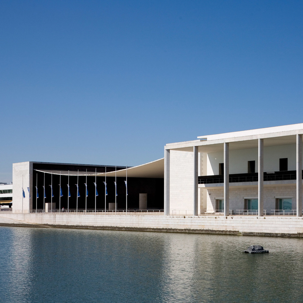 Creating the Expo'98 Portuguese National Pavilion was