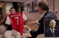 Cristiano Ronaldo reveals he was just 'one step away' from becoming an Arsenal player in 2003 | Daily -