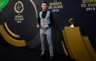 Cristiano Ronaldo wins Portuguese POTY award for record 10th time - Mirror Online -
