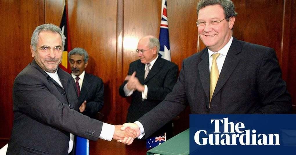 Crossbench senator pushes to fix 'shameful' historic wrong against Timor-Leste | World news | The Guardian -