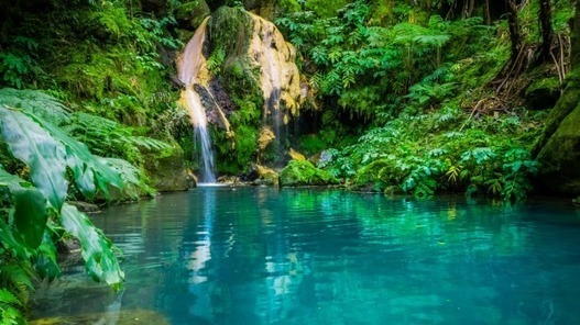 Portugal, Azores: In search of hot springs near Sao Miguel's Lake of Fire -
