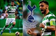 Sporting Lisbon president criticises Tottenham after they put 'success bonus' in Bruno Fernandes bid | Daily -