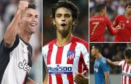 The master versus the apprentice: Ronaldo and Joao Felix meet in the Champions League | Daily -
