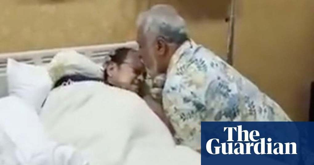 Video shows tender goodbye between dying former Indonesian president and Timor-Leste leader | World news | The Guardian -
