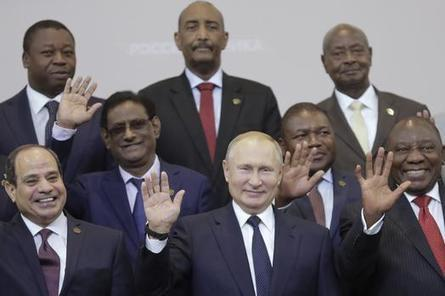 Can Russia offer Africa an alternative to China and the US? | IOL News -
