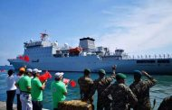 China's navy is making friends in Dili -