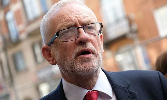 European socialist leaders slap down Jeremy Corbyn for refusing to back Boris Johnson's Brexit deal   Daily