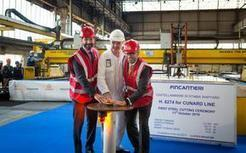Get A Sneak Peek At Uniworld's New Super Ship -official launch in Portugal -