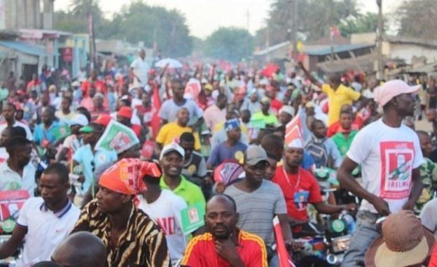 Mozambique: Nyusi and Frelimo Win in Maputo City -