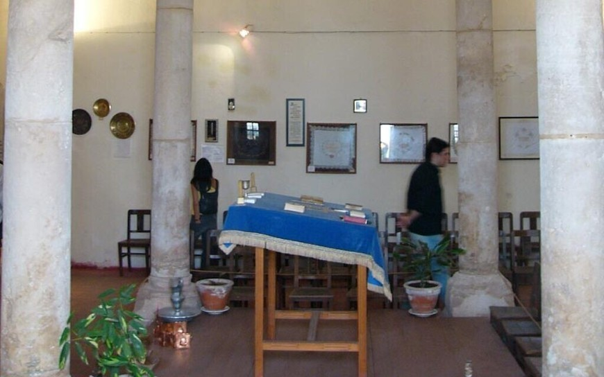 Museum inside Portugal's oldest Jewish synagogue reopens | The Times of Israel -