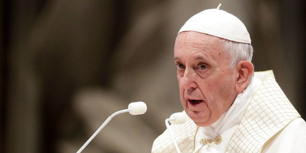 Pope Opens Debate on Celibacy Requirement for Catholic Priests -