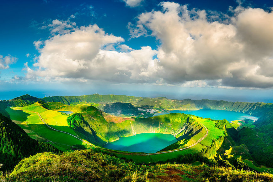 Portugal's Azores Islands Appeal to Chinese -