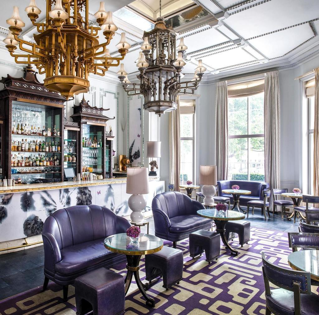 The World's 44 Best Hotel Bars -